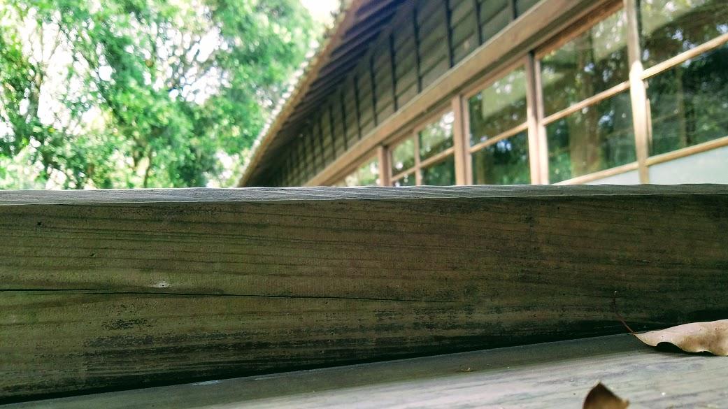 【綾陽校記念館】明治に建てられた綾小学校の校舎を移築した建物